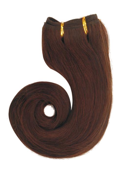 Human Hair Clip In Half Wigs 66