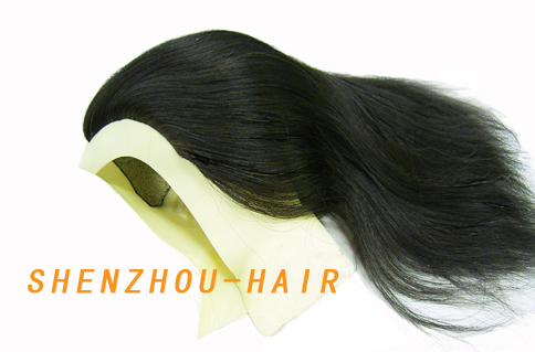 Micro Weft Hair Extension Training 82
